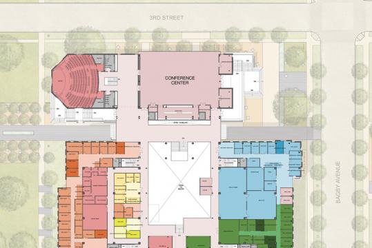 Meyer Confrence Center