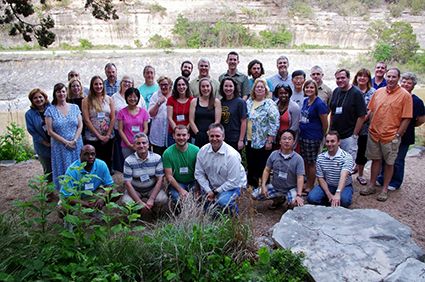Communio 2013 Group Photo (Photo credit: Sanghoon Kang, 2013)