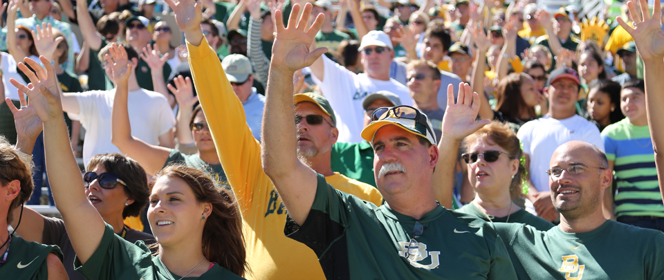 Baylor Fan Experience Praised
