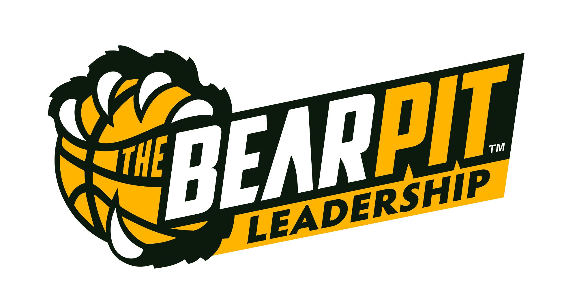 Bear Pit - Leadership Logo Hori