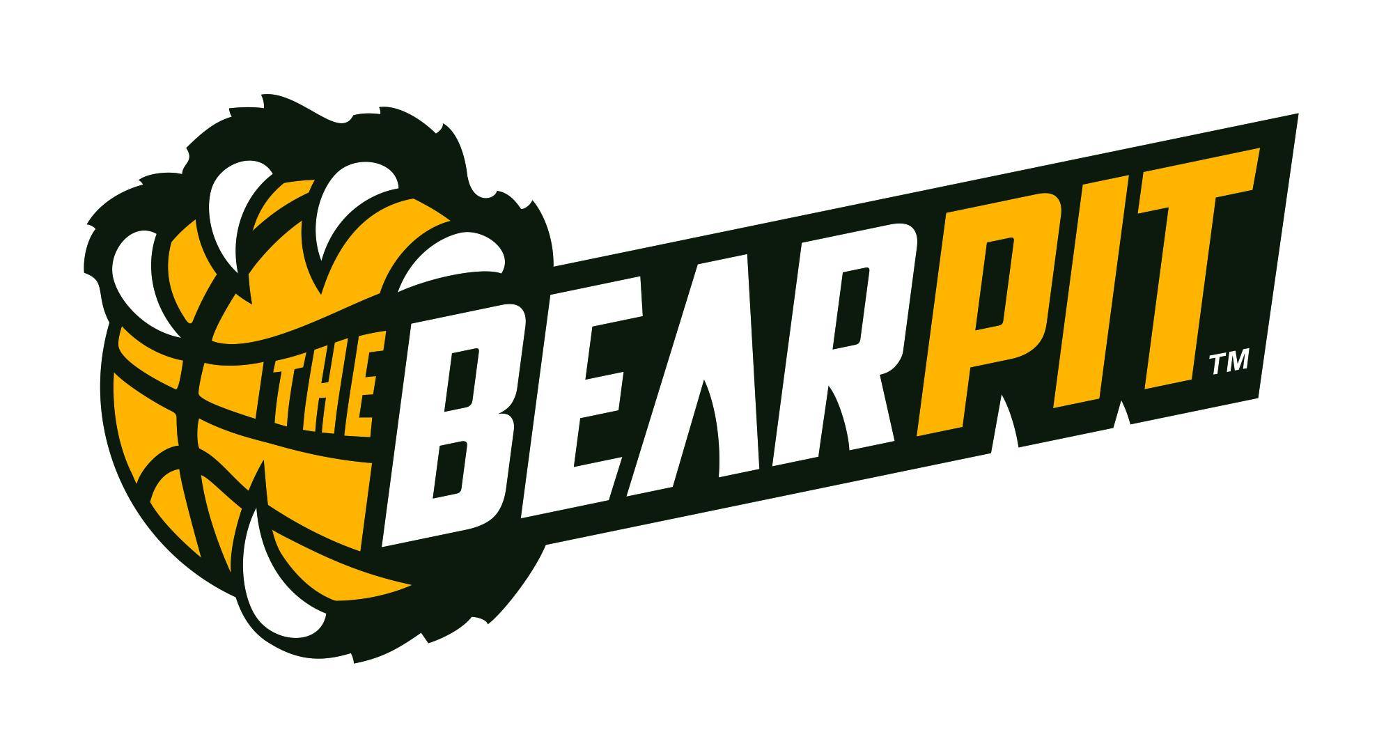 Bear Pit - Logo Hori