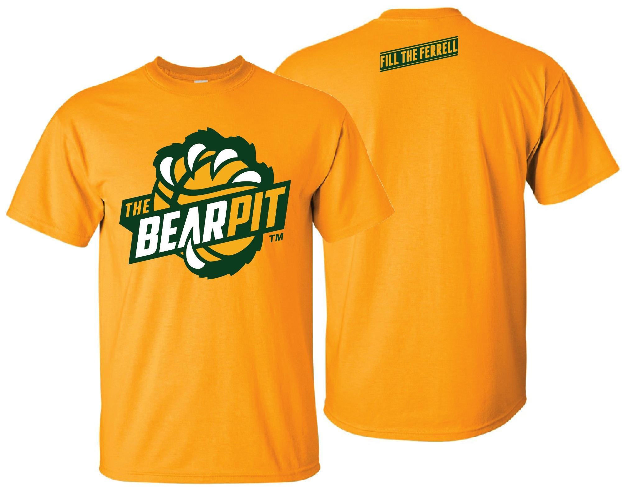 Bear Pit - Spirit Shirt