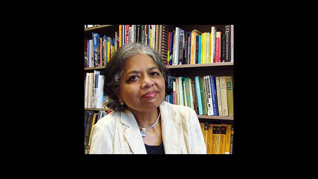Dr. Meera Chandrasekhar