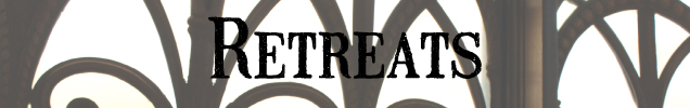 retreat banner