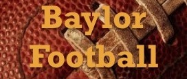 Button - Baylor Football