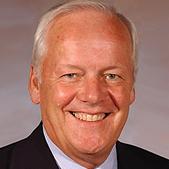 Dr. David L. Jeffrey Portrait