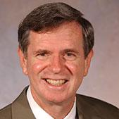 Dr. Stephen Evans Portrait
