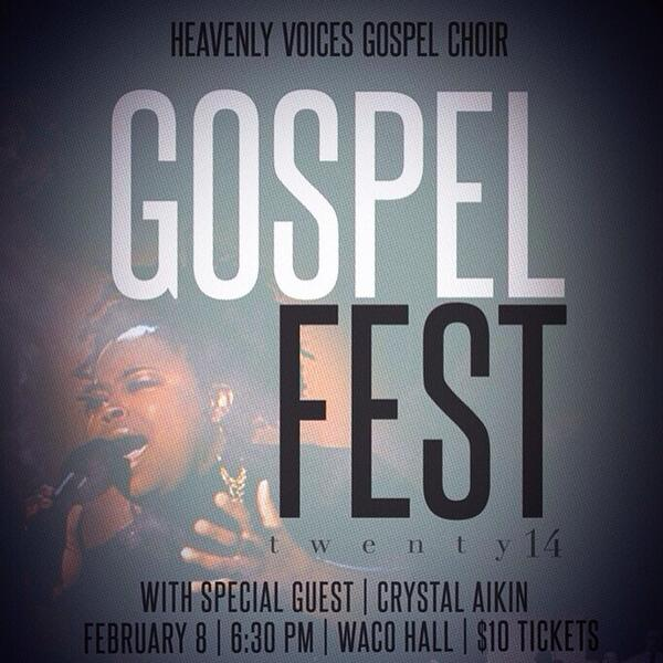 Heavenly Voices Gospel Fest 2014