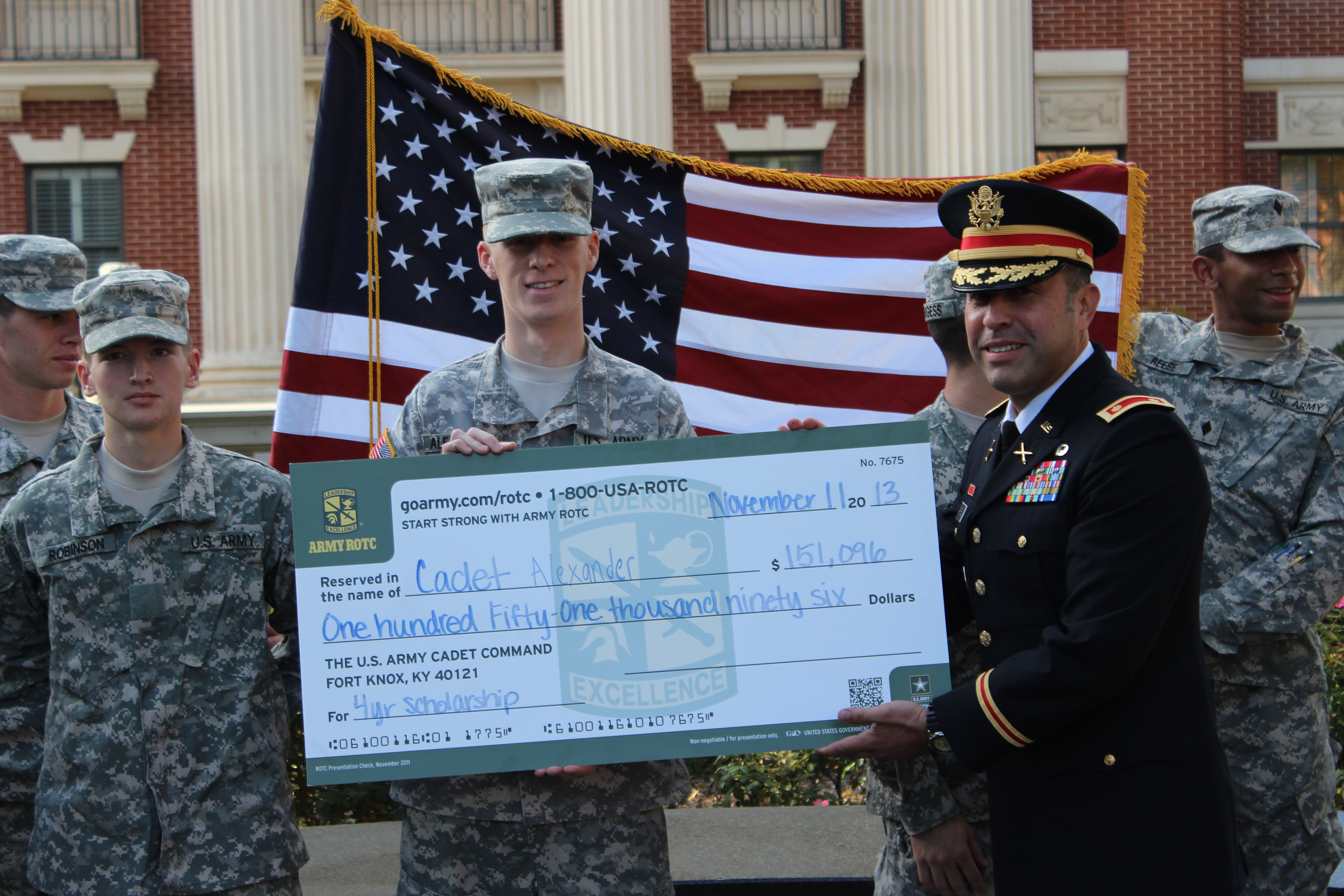 Baylor University || Army ROTC || Scholarship Information
