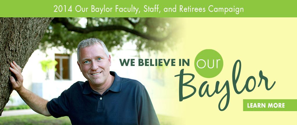 Baylor University Faculty Amp Staff