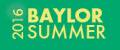 Summer @ Baylor 2014