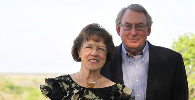 Don and Judy Schmeltekopf