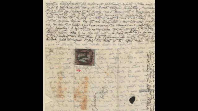 Full-Size Image: Envelope addres...