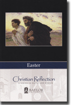 Christian Reflection: Easter Cover