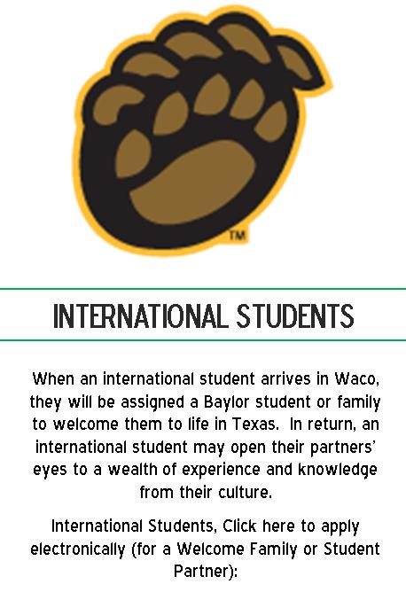 PAWS international student