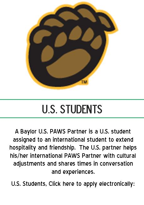 PAWS US student