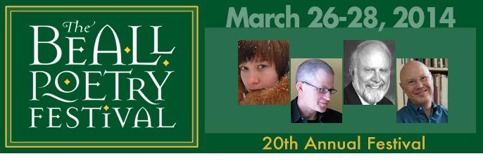 2014 Beall Poetry Festival