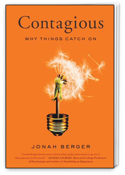 Book Cover: Contagious
