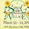 Baylor's Mayborn Museum Complex Presents Spring in the Village
