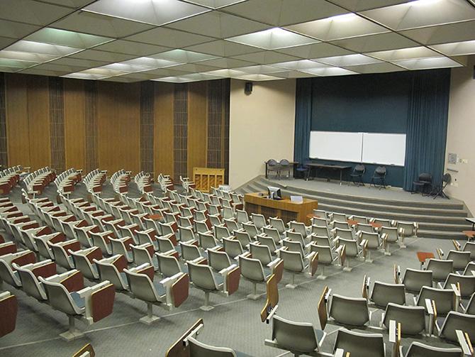 Bennett Auditorium