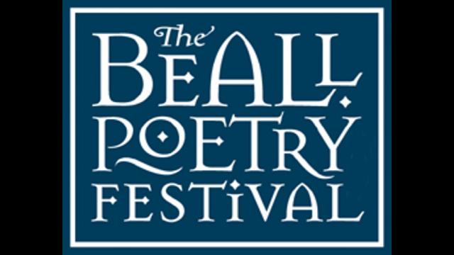 Beall Poetry Festival logo