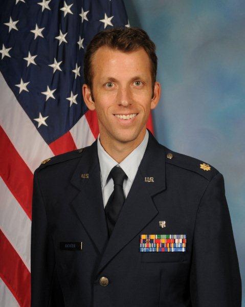 Maj Jason Richter