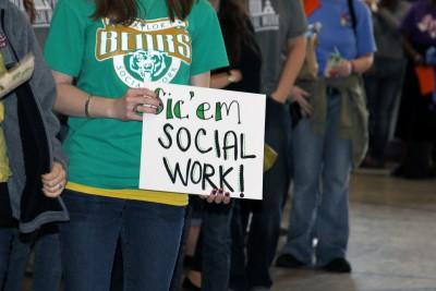 Sic Em Social Work