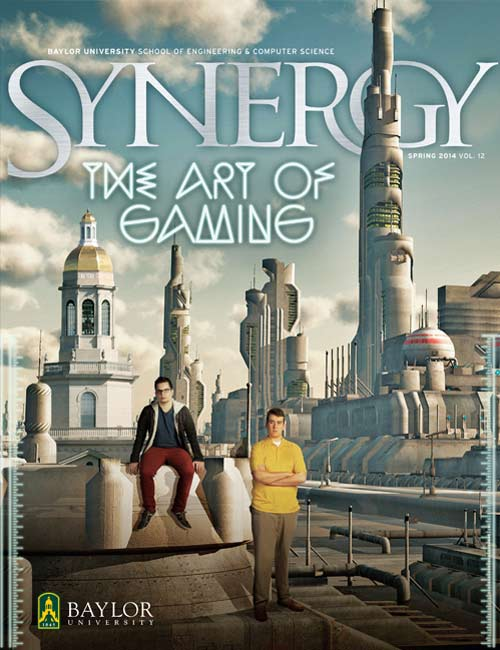 Synergy 2014 Cover