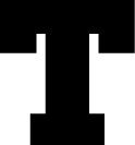 Drop Cap presentation of the letter T