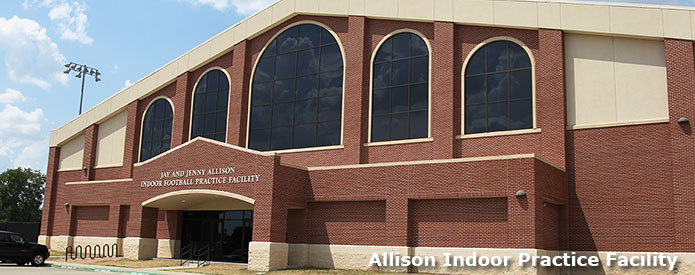 Baylor University Athletic Facilities