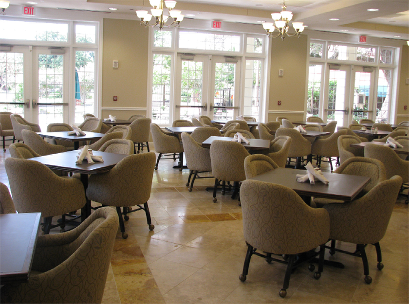 McMullen Main Dining Hall