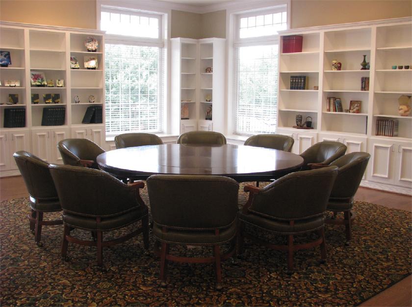 McMullen President's Room