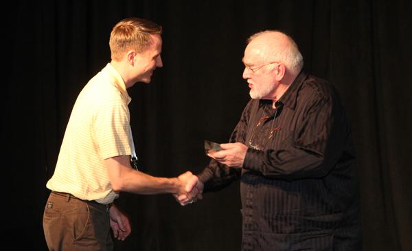 Eshelman award