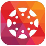 Canvas by Instructure app logo