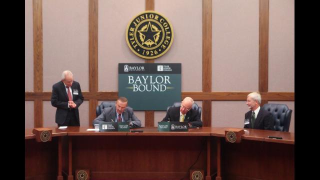 Baylor Bound 1