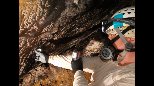 Baylor Professor featured in National Geographic for Work in Extreme Environments