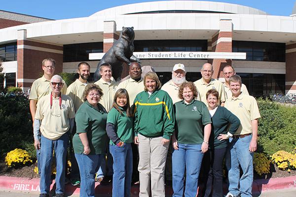 Campus Rec Staff