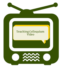 Teaching Colloquium Button