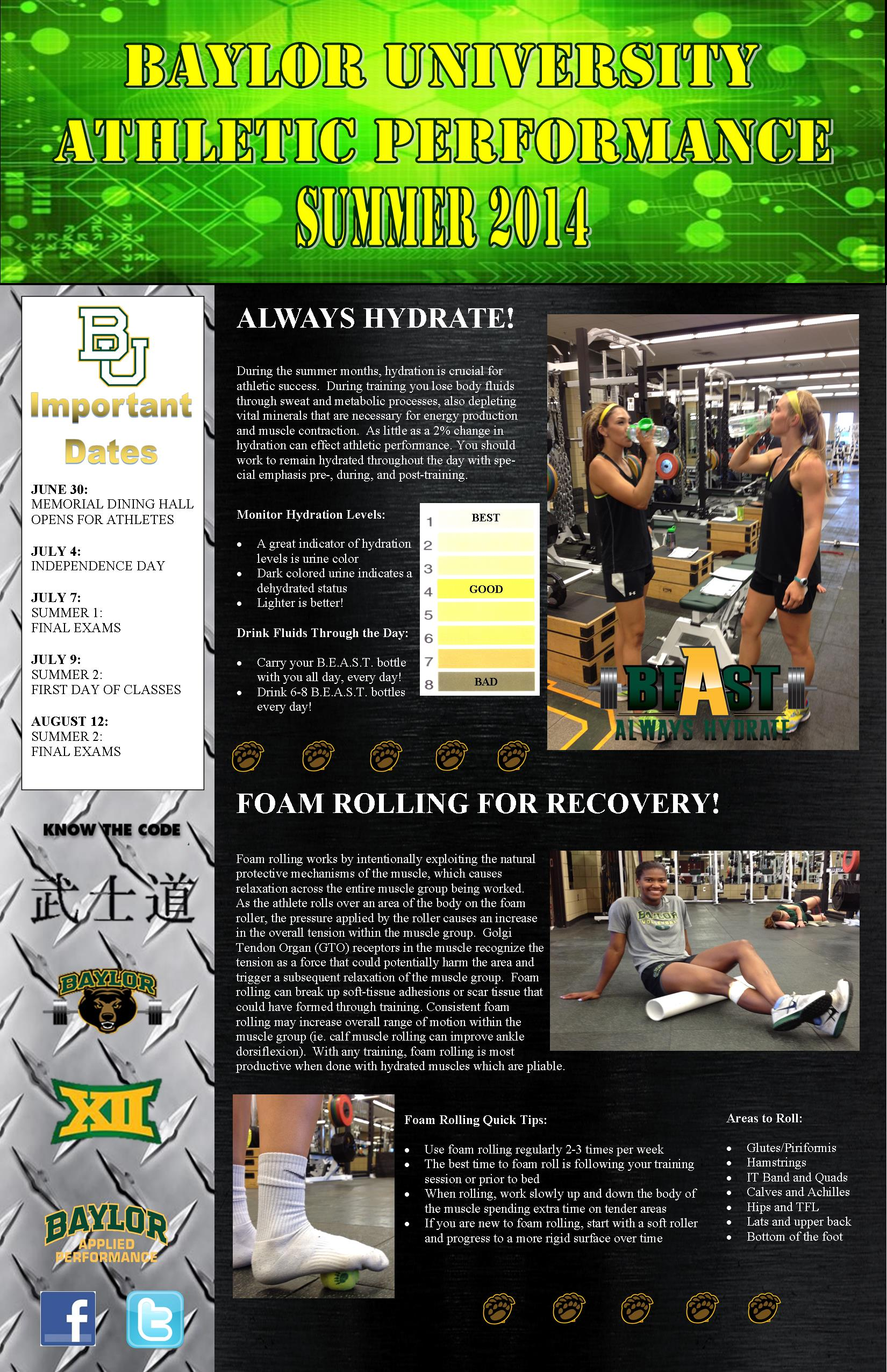 Summer 2014 Newsletter Picture