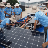 Baylor University welcomes solar car teams, vehicles to campus Wednesday