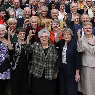 Alumni Golden Grad Reunion (50-year)
