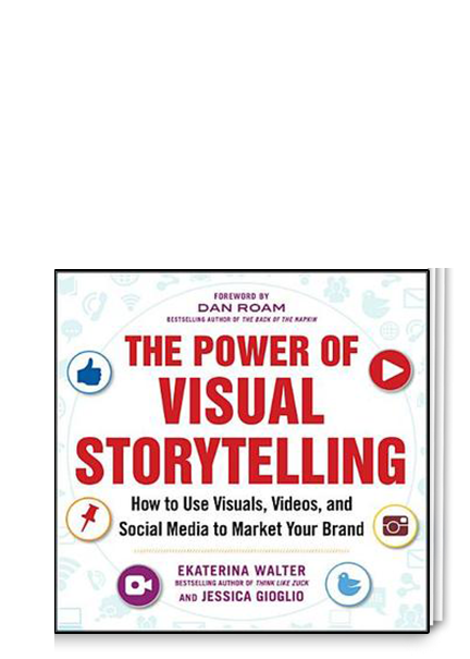 Book Cover: The Power of Visual Storytelling