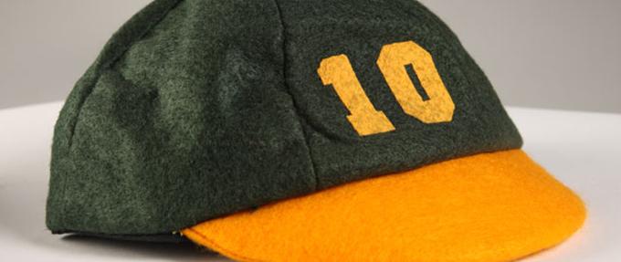 Image of a 2010 Baylor Slime Cap