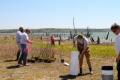 BU planting lake waco 2