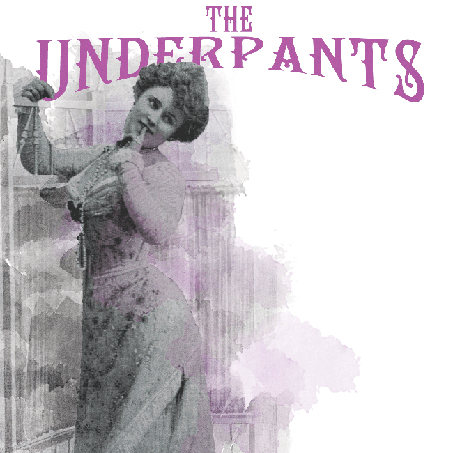 The Underpants Logo