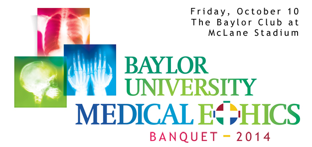 Medical Ethics Banquet 2014: Slide