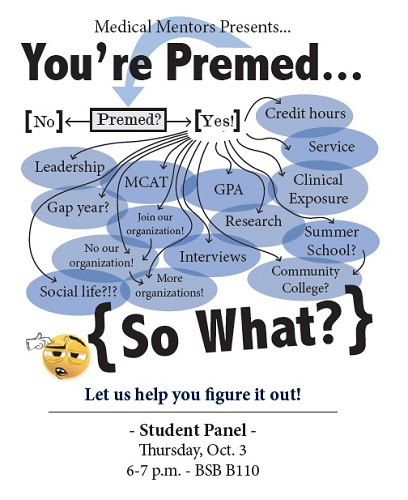 EARLE So you are a premed part   400 x 500