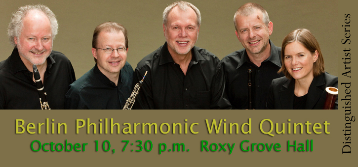 Banner_Berlin Philharmoinc Wind Quintet
