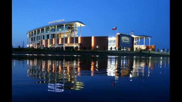 Full-Size Image: McLane Stadium