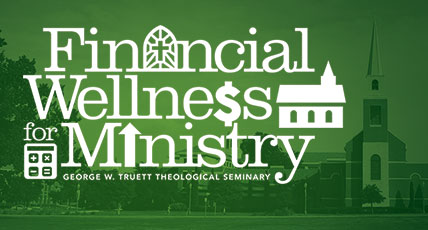 Financial Wellness for Ministry